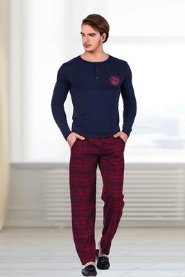 Berland - Berland 3701 Erkek Pijama Takımı