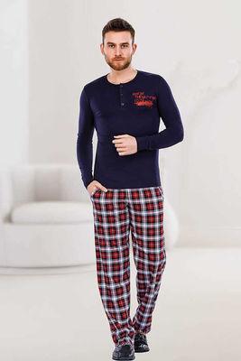 Berland - Berland 3713 Erkek Pijama Takımı