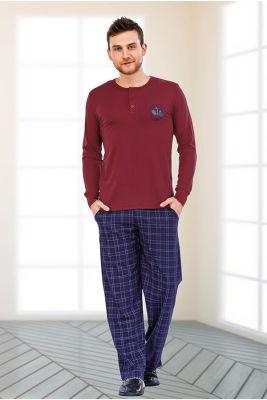 Berland - Berland 3721 Erkek Pijama Takımı