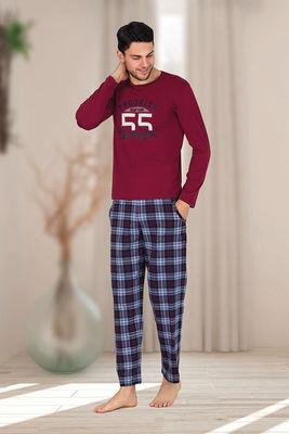 Berland - Berland 3786 Erkek Pijama Takımı