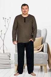 Berland - Berland 3803 Büyük Beden Erkek Pijama Takımı