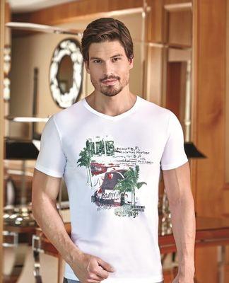 Berrak - Berrak 4039 Erkek T-Shirt