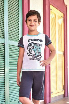 Berrak - Berrak 5322 Erkek Çocuk Kapri Takımı