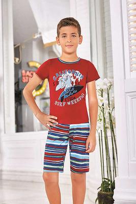 Berrak - Berrak 5331 Erkek Çocuk Kapri Takımı