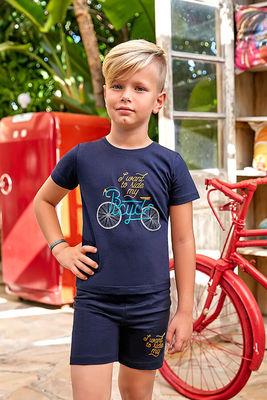 Berrak - Berrak 5367 Erkek Çocuk Şort Takım