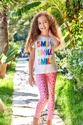Berrak - Berrak 5523 Kız Çocuk Tayt Takım