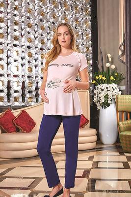 Berrak - Berrak 592 Bayan Hamile Pijama Takımı