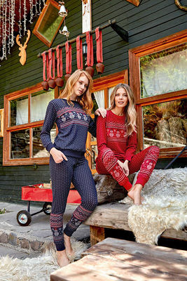 Berrak - Berrak 622 Bayan Pijama Takımı