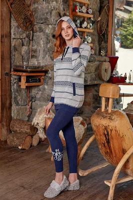 Berrak - Berrak 623 Bayan Pijama Takımı