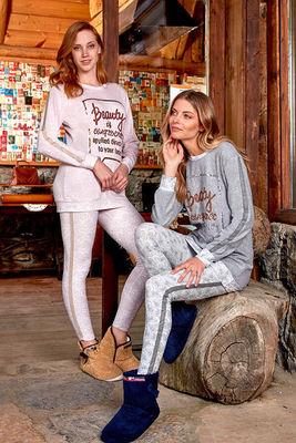 Berrak - Berrak 625 Bayan Pijama Takımı