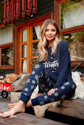 Berrak - Berrak 627 Bayan Pijama Takımı