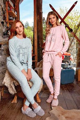 Berrak - Berrak 628 Bayan Pijama Takımı