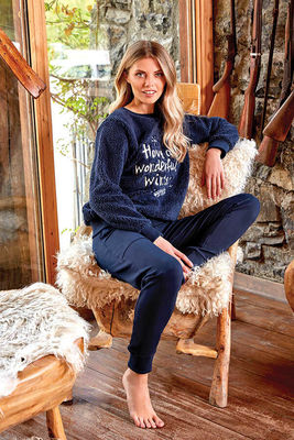 Berrak - Berrak 632 Kadın Pijama Takımı