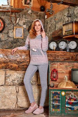 Berrak - Berrak 635 Kadın Pijama Takımı