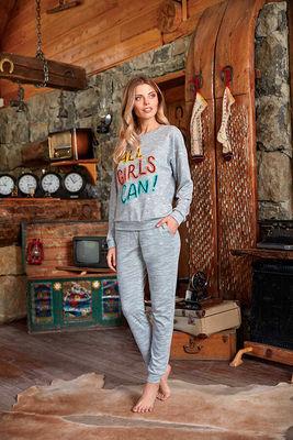 Berrak - Berrak 639 Kadın Pijama Takımı