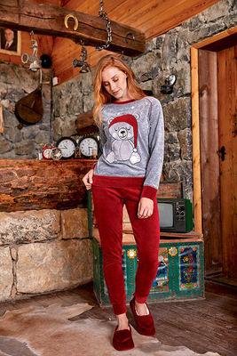 Berrak - Berrak 640 Bayan Pijama Takımı