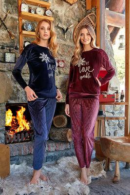 Berrak - Berrak 646 Bayan Pijama Takımı