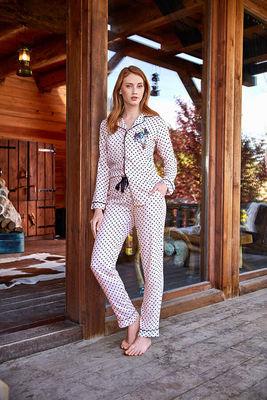 Berrak - Berrak 647 Bayan Pijama Takımı