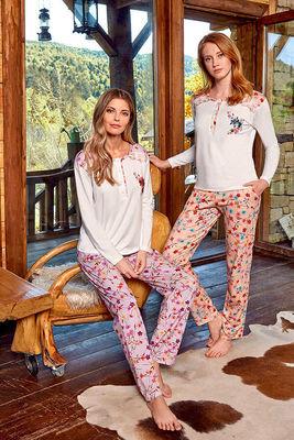 Berrak - Berrak 649 Bayan Pijama Takımı
