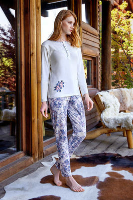 Berrak - Berrak 651 Bayan Pijama Takımı