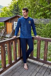 Berrak - Berrak 673 Erkek Pijama Takımı