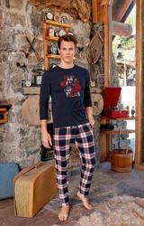 Berrak - Berrak 677 Erkek Pijama Takımı