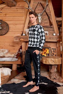 Berrak - Berrak 678 Erkek Pijama Takımı