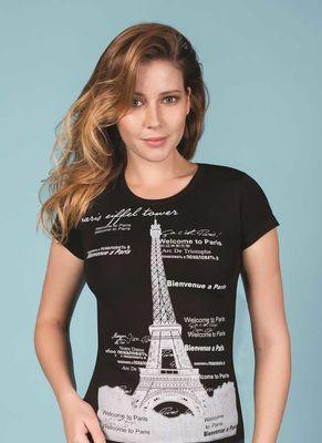 Berrak - Berrak 8006 Kadın T-Shirt