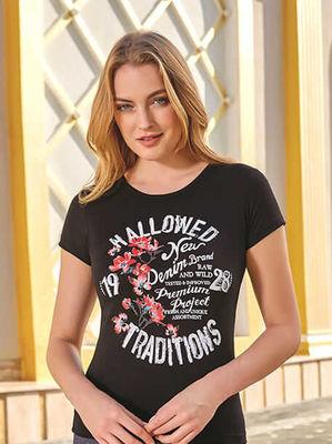 Berrak - Berrak 8075 Bayan T-Shirt