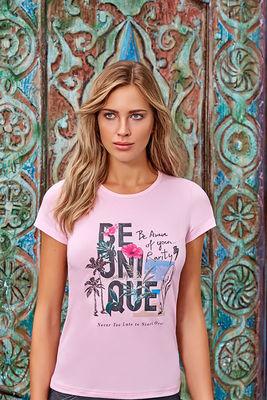 Berrak - Berrak 8093 Bayan T-Shirt