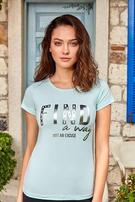 Berrak - Berrak 8094 Bayan T-Shirt