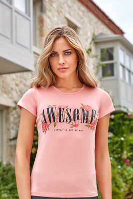 Berrak - Berrak 8098 Bayan T-Shirt