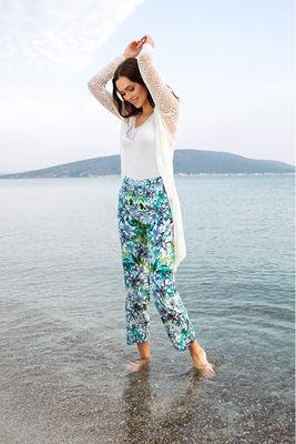 Berrak - Berrak 868 Kadın Üçlü Pijama Takımı