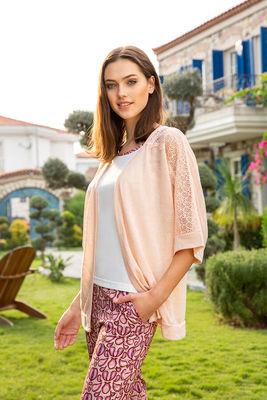 Berrak - Berrak 889 Bayan Üçlü Pijama Takımı