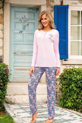 Berrak - Berrak 892 Kadın Pijama Takımı