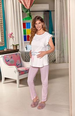 Berrak - Berrak 896 Bayan Hamile Pijama Takımı