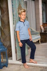 Berrak - Berrak 935 Erkek Çocuk Pijama Takımı