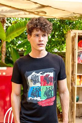Berrak - Berrak 4066 Erkek T-Shirt