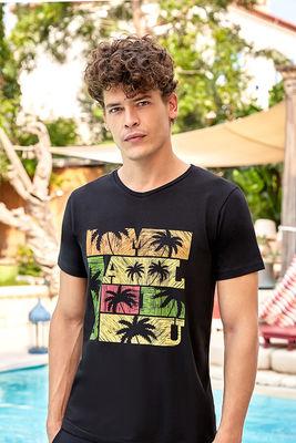 Berrak - Berrak 4069 Erkek T-Shirt