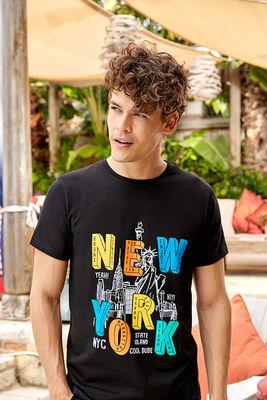 Berrak - Berrak 4070 Erkek T-Shirt