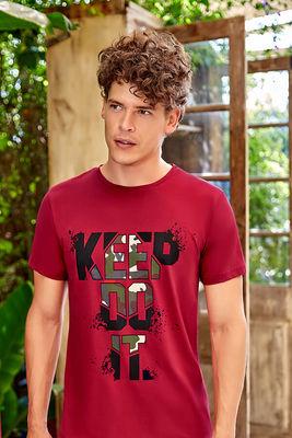 Berrak - Berrrak 4073 Erkek T-Shirt