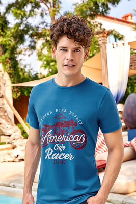 Berrak - Berrak 4076 Erkek T-Shirt
