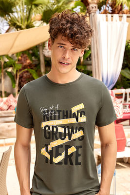 Berrak - Berrrak 4078 Erkek T-Shirt